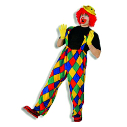 Clownhose Anton