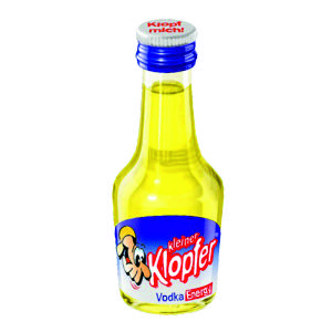Kleiner Klopfer - Vodka Energy