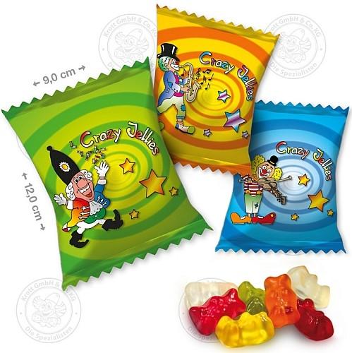 Crazy Jellies