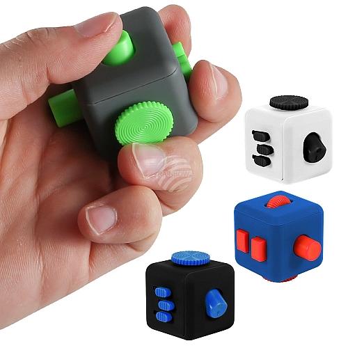Finger Spinner Cube