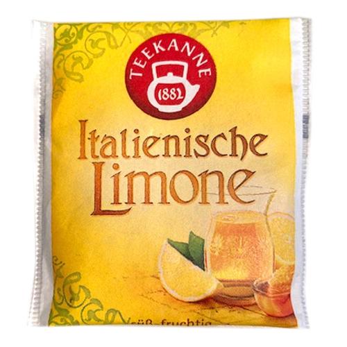 Teebeutel Italienische Limone