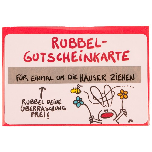 rubbel adventskalender