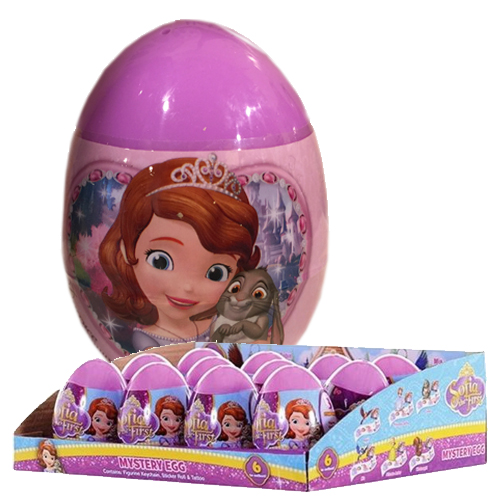 Disneys Sofia the First - Mystery Egg