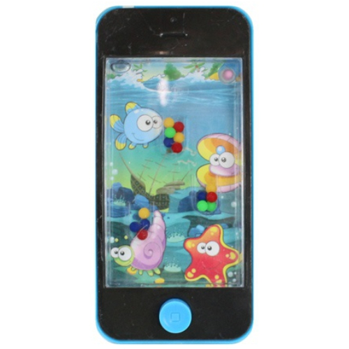 Wasserspiel Smartphone