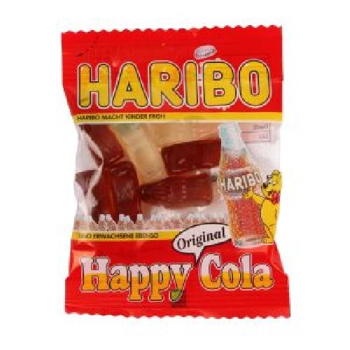 Haribo Mini Colafläschchen