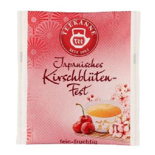 Teekanne - Japanische Kirschblüte