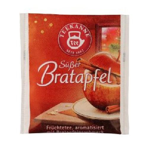 Teekanne - Süßer Bratapfel