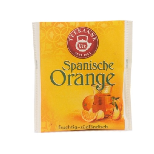 Teebeutel Spanische Orange