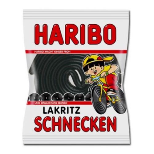 Haribo Lakritz Schnecke