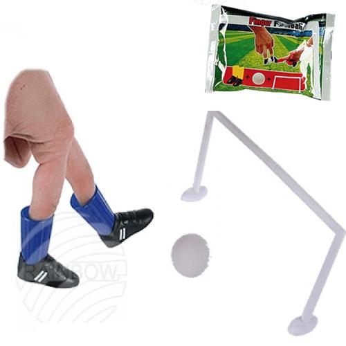 Finger Fußballspiel
