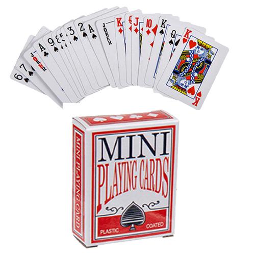 Mini Poker Spielkarten