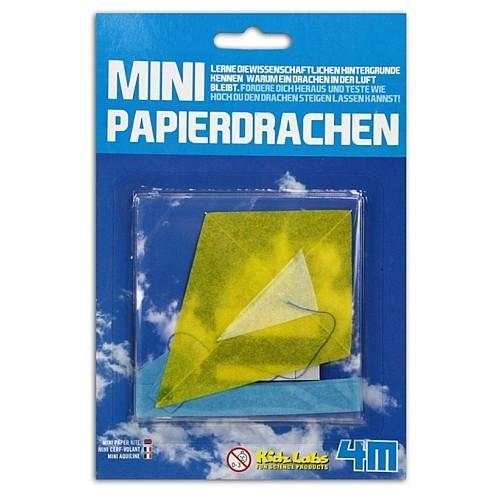 Mini Papierdrachen (Lernspielzeug)