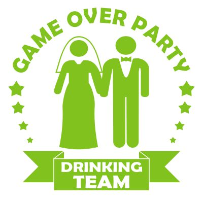 Game Over Party - Drinking Team