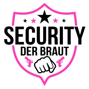 Marke - Security der Braut