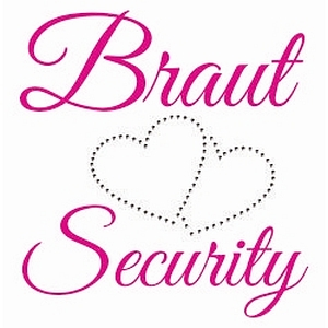 Strass Braut Security