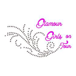 Glamour Girls on Tour